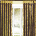 Tab Top Curtains Sandhurst Berkshire